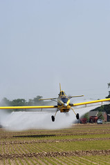 Crop Dusting (CHS Inc) Tags: field plane work airplane farm farmland crop duster land fertilizer growing agriculture inc incorporated chs dusting agriculturalland insecticide sprayer pesticide farmingequipment herbicide fertilizers photocrop chsinc picturesfarm