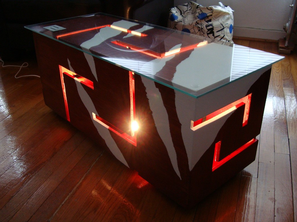 Ral table Nosm