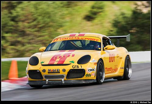 Mantis Sport Porsche (by Tanner.)