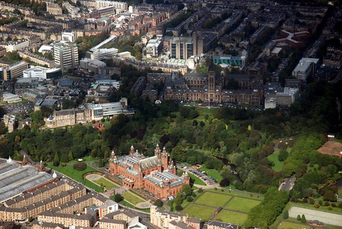 Kelvingrove & Glasgow University