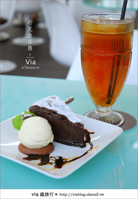【台中甜點】巧克力任務》CMP BLOCK台中人文美學生活特區35