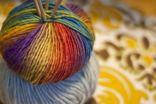 knitting aspirations