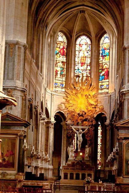 Eglise Saint-Merri