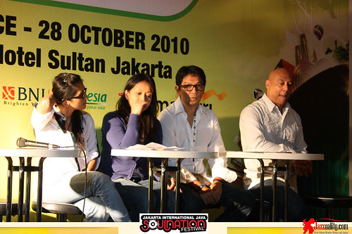 Java Soulnation Festival - Press Conference (2)