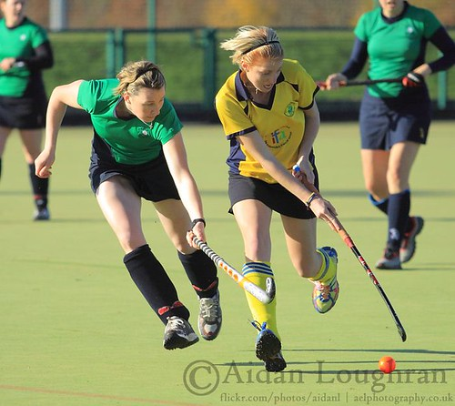 Norton Hockey Club Ladies v Roseberry Ladies 06/11/2010 - Photo by Aidan Loughran