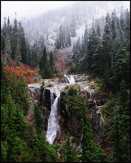 Denny Creek, Alpine Lakes Wilderness