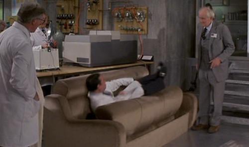 Revolving Sofa