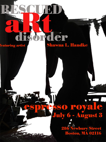 rescued ART disorder - poster -
