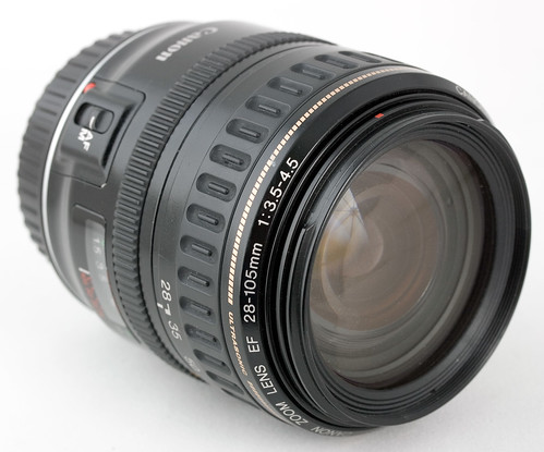 Canon EF 28-105mm Zoom Lens