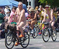 Nude bicycling in seattle wa