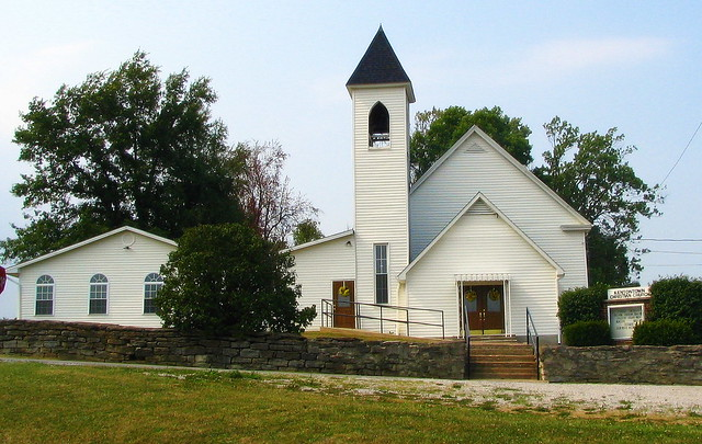 Country Church - Mt. Olivet, KY