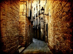Streets of Girona (IX) - by ToniVC