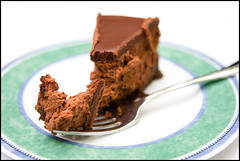 Double Chocolate Cheesecake ([Christine]) Tags: recipe dessert chocolate cheesecake delicious soe decadent flickrsbest doublechocolatecheesecake explore07160711