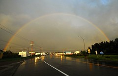 Arc-en-ciel (Rock Arsenault) Tags: paysage naturewatcher