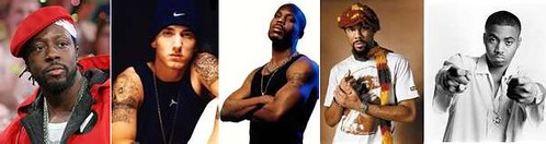 nas , common , dmx