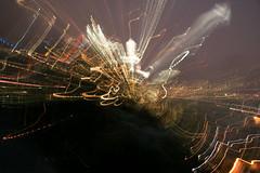 reality offset (damonabnormal) Tags: longexposure nightphotography light blur philadelphia beautiful canon neon cityscape motionblur paintingwithlight smear aug phl 07 2007 lightpaint dreamstate august2007 canonxti canonefs1785 smearingwithlight