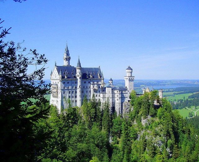 #1 of Fairytale Castles