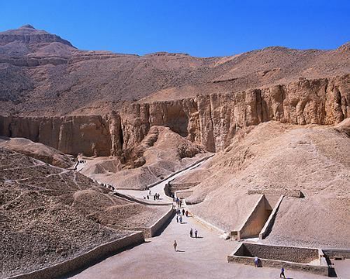 egypt · africa · kv · valley of the kings