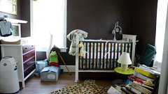 Bigger (Kelly Sue) Tags: mess nursery messy inprogress nusery