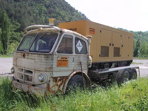 Pegaso 3060 a Baro (Pallars Sobirà)