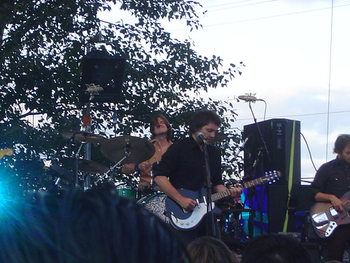 Third row -- Edgefield. I was the girl yelling BREEDLOVE