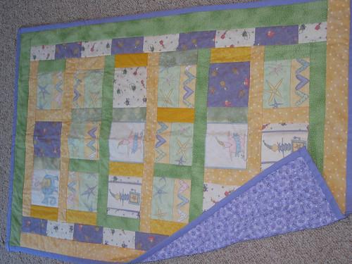 zylie quilt 1