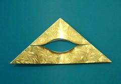 Eye in the sky (Nocciola_) Tags: origami god dio