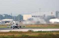 Tornado ECR 46+52 (Mr.Pixel) Tags: tornado ecr luftwaffe cgn panavia 4652