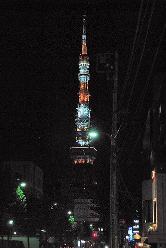 TokyoTower@IIKURA