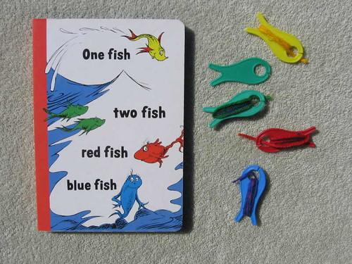 Fish bobbins