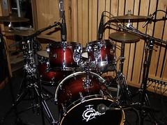 My Gretsch kit