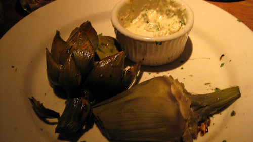 Houston's Grilled Artichoke