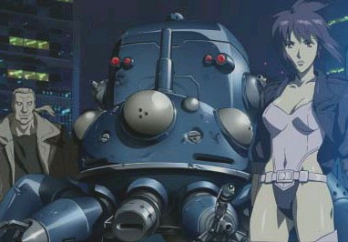 GITS - Group (wallpaper)