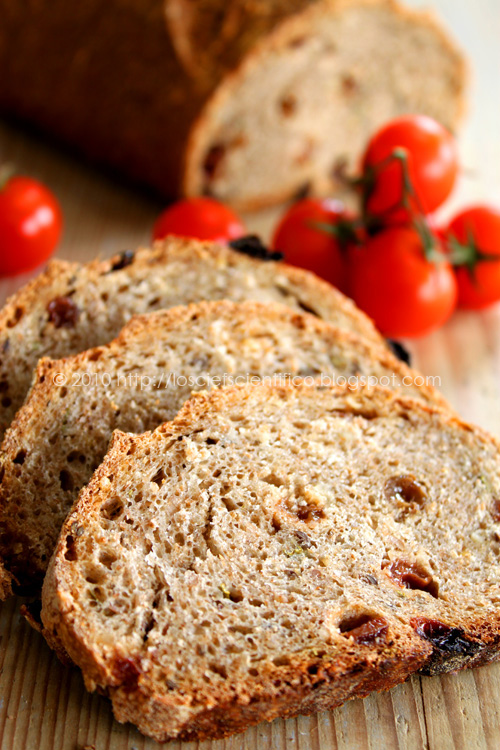 Raisin & Rosemary Wholemeal Loaf