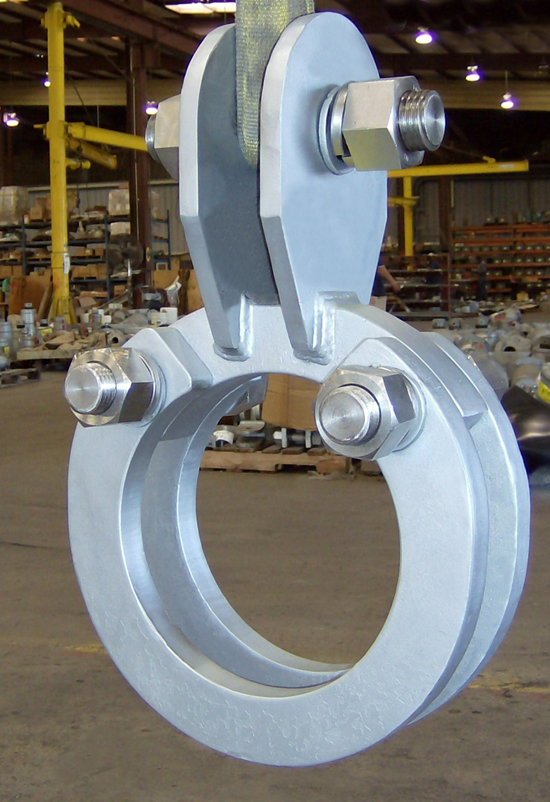 68,000 lb. Load Custom Clamp