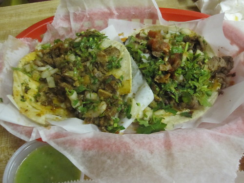 soft tacos - so fresh and tasty