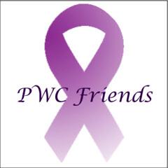 PWC Friends ribbon