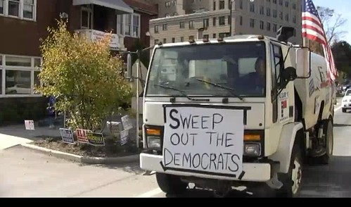 Sweeping Democrats