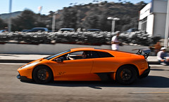 SuperVeloce (Noah Gillard Photography) Tags: california orange black cars car cool awesome fast super run lp chp expensive rims lamborghini rare meet fastest spoiler calabasas murcielago 670 v12 lambo veloce 6704 1199 superveloce lp6704 lp670 noahgillardphotography