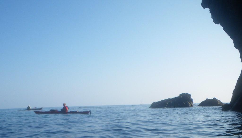 Cabo de Gata en kayak 491