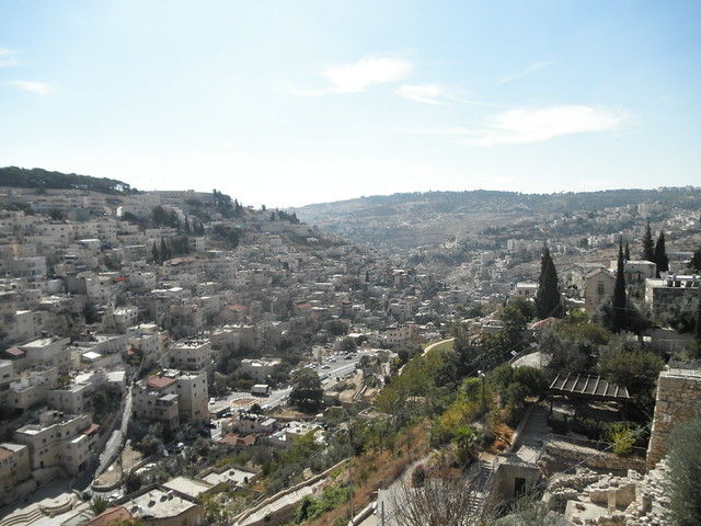 Jerusalem from City of David
