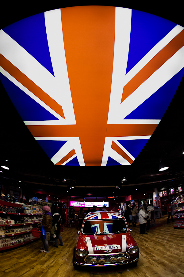 Union Flag & Mini