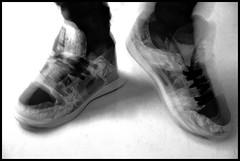 14/365 (zcrew) Tags: longexposure blackandwhite selfportrait dc shoes 365 laces dcshoes project365 bwartaward