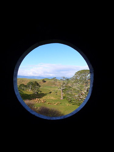 Bilbo's window