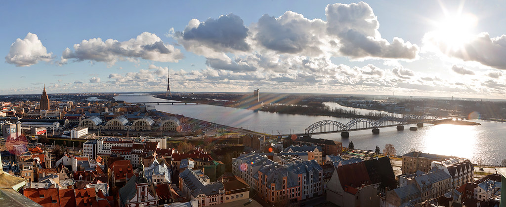 Riga - Panorama - 1 - small