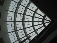 Atrium Ceiling - HIgh Museum