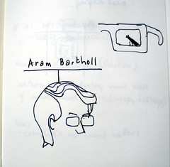 Reboot9/day1: Aram Bartholl