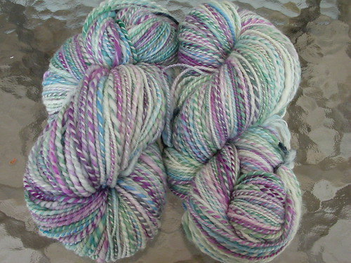 Crown Mountain Farms Sock Hop yarn