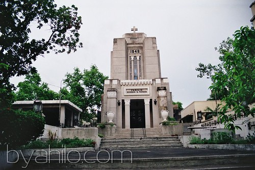Manila Chinese Cemetery