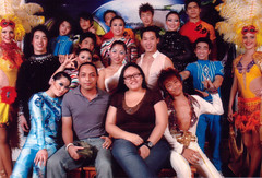 With the Wanders performers